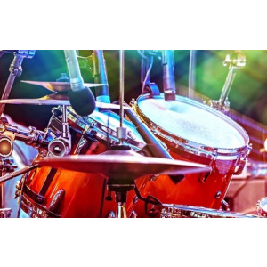 Drum Solo Snare Buzz