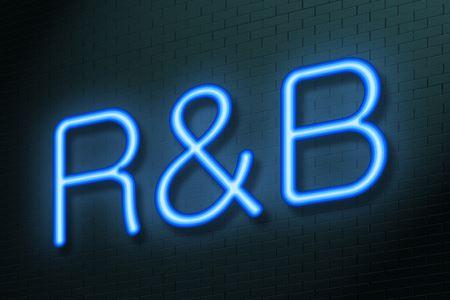 BLACK , R&B